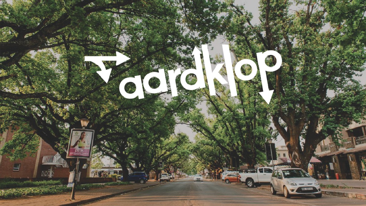 Aardklop klop steeds vir (en spoedig weer in) Potchefstroom!